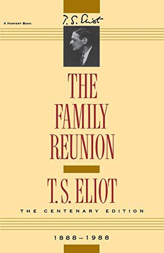 9780156301572: Family Reunion