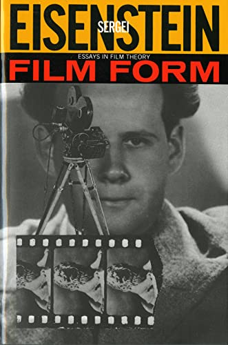 9780156309202: Film Form: Essays in Film Theory (Harvest Book)