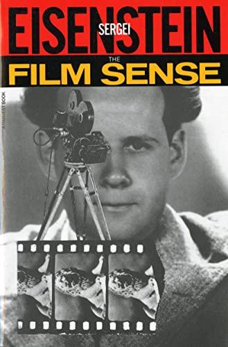 9780156309356: The Film Sense (Harvest/Hbj Book)