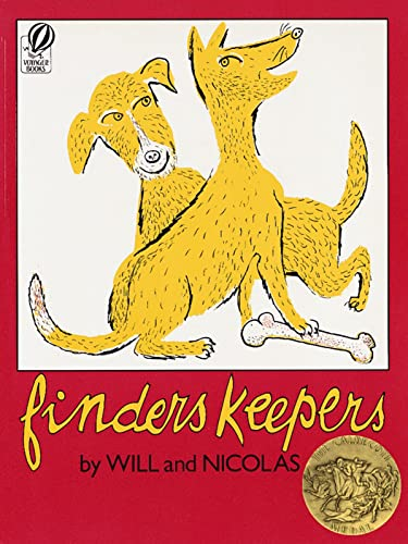 9780156309509: Finders Keepers (Voyager)