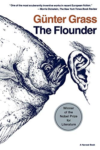 9780156319355: Flounder