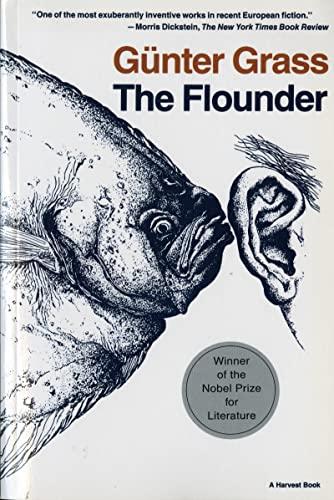 9780156319355: The Flounder (Helen & Kurt Wolff Book)