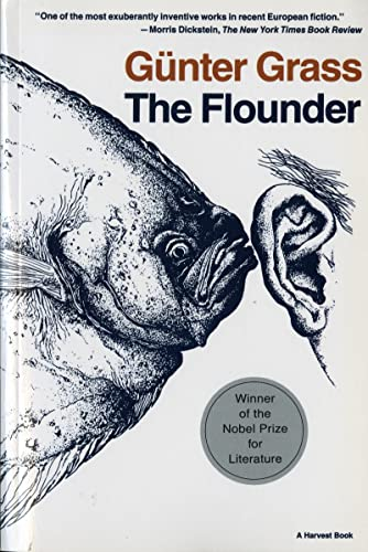 9780156319355: The Flounder (Helen & Kurt Wolff Book)