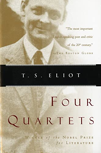 9780156332255: Four Quartets