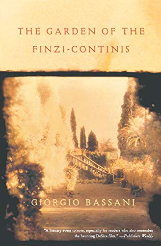 9780156345705: The Garden of the Finzi-Continis