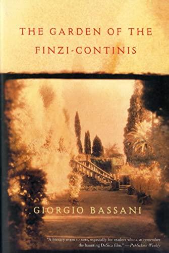9780156345705: The Garden of the Finzi-Continis