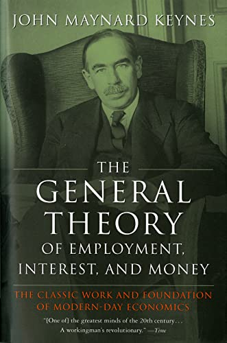 9780156347112: The General Theory of Employment, Interest, and Money