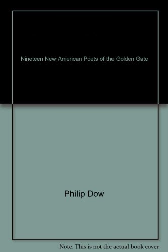 9780156361019: Nineteen New American Poets of the Golden Gate