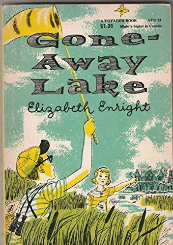 9780156364607: Gone-Away Lake (A Voyager/HBJ book)