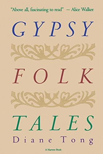 9780156379892: Gypsy Folktales