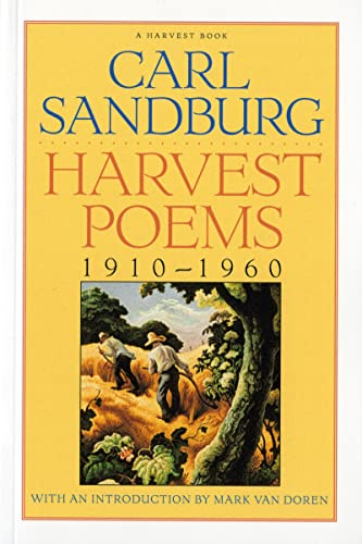 Harvest Poems 1910-1960