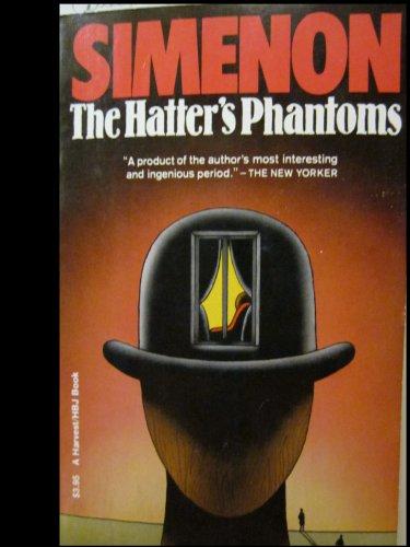 9780156393423: Hatters Phantoms (A Harvest/HBJ book)