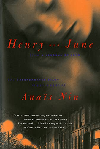 9780156400572: Henry and June: From a Journal of Love: The Unexpurgated Diary (1931-1932) of Anais Nin