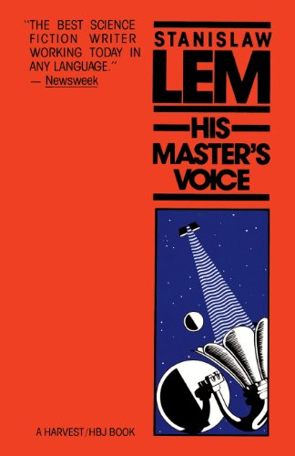 9780156403009: His Master's Voice
