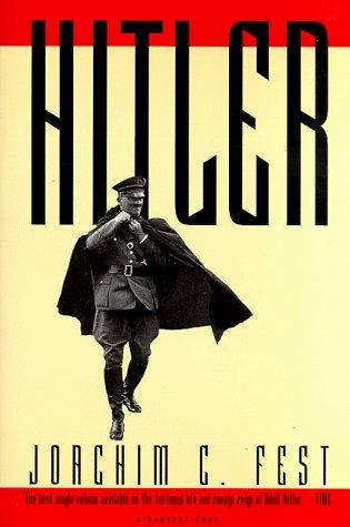 9780156409469: Hitler