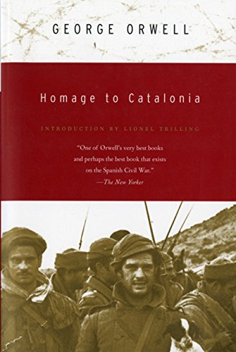 9780156421171: Homage to Catalonia