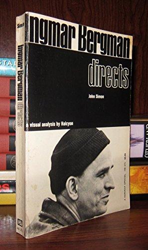 9780156443609: Ingmar Bergman Directs