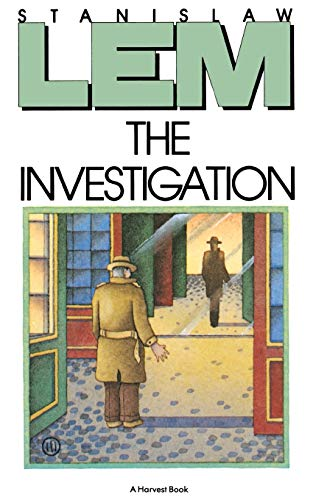 9780156451581: The Investigation