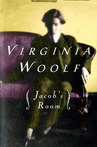 9780156457422: Jacob's Room (Harvest/HBJ Book)