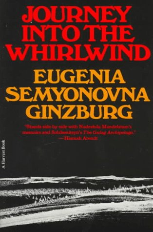 9780156465090: Journey into the Whirlwind (A Harvest Book, Hb 304)