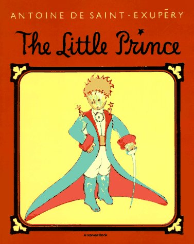 The Little Prince: Antoine de Saint-Exupéry;