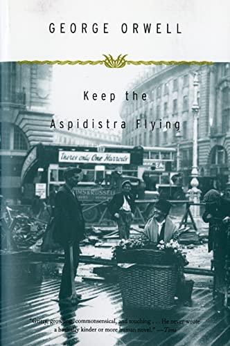 9780156468992: Keep the Aspidistra Flying (Harvest Book)