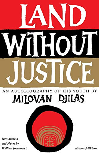 9780156481175: Land without Justice