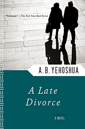 9780156494472: A Late Divorce