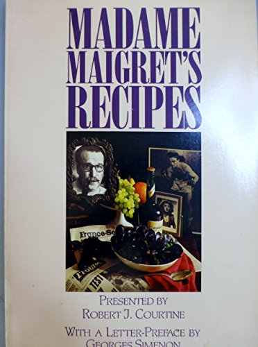 9780156501729: Madame Maigret's Recipes