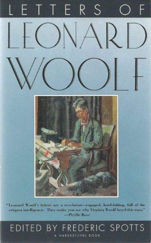 9780156508797: Letters of Leonard Woolf