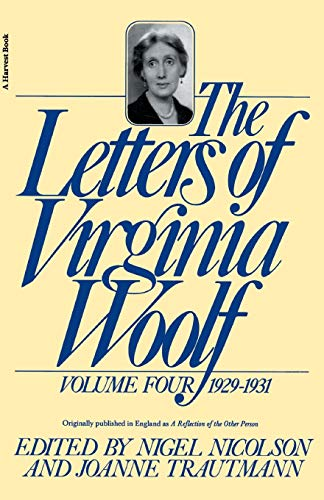 9780156508841: The Letters of Virginia Woolf, Volume IV, 1929-1931