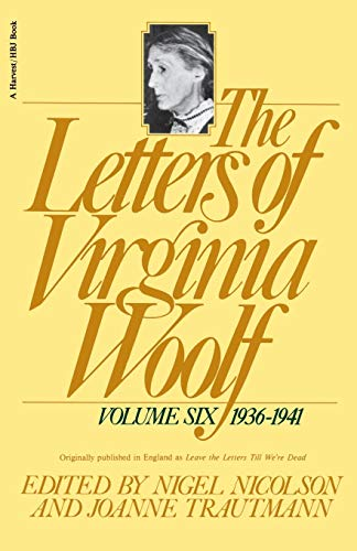 9780156508872: The Letters of Virginia Woolf : Vol. 6