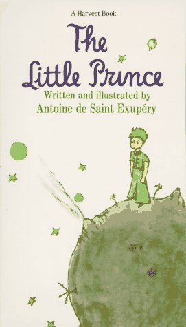 9780156528207: The Little Prince (Harvest/Hbj Book)