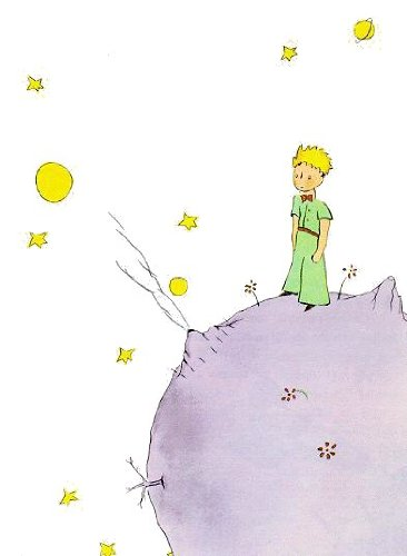 The Little Prince: Saint-Exupery, Antoine De