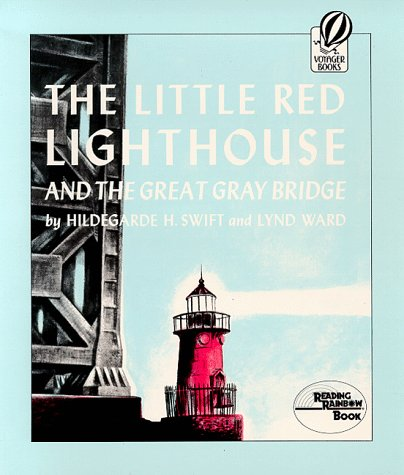 9780156528405: The Little Red Lighthouse (Voyager Book, Avb 89)