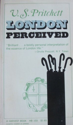 9780156529709: London Perceived
