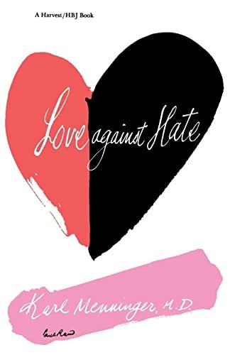 Love Against Hate: Menninger, Karl
