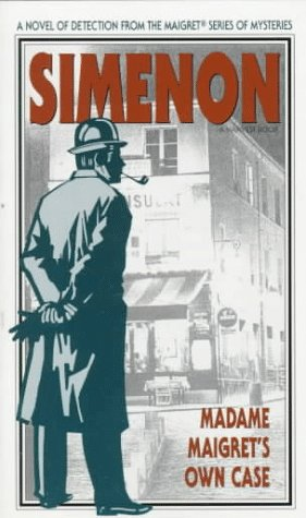 Madame Maigret's Own Case: Georges Simenon