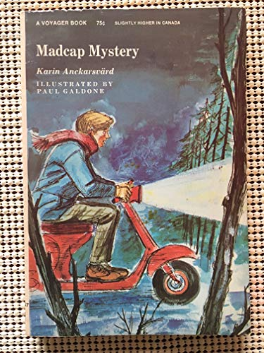 Madcap Mystery: Anckarsvard, Karin