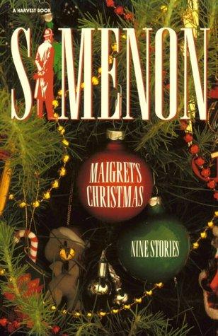9780156551328: Maigret's Christmas. Nine Stories