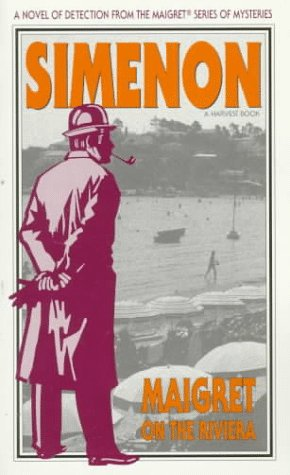 9780156551588: Maigret on the Riviera