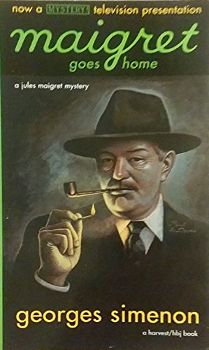 9780156551656: Maigret Goes Home