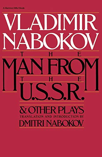 """9780156569453: """"The Man from the USSR"""" and Other Plays"""