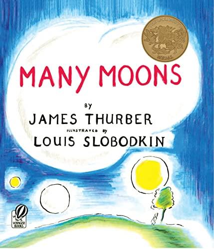 9780156569804: Many Moons