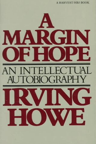 9780156572453: A Margin of Hope: An Intellectual Autobiography