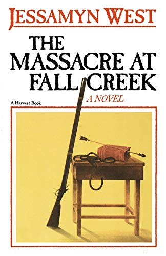 The Massacre at Fall Creek: West, Jessamyn