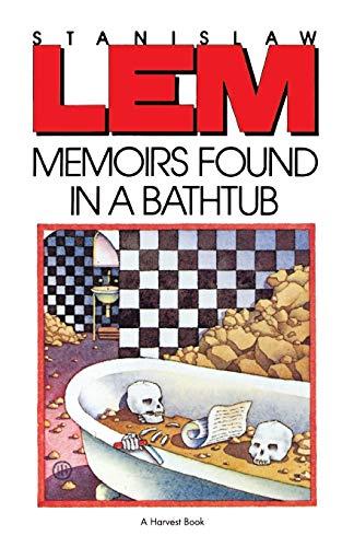 9780156585859: Memoirs Found in a Bathtub