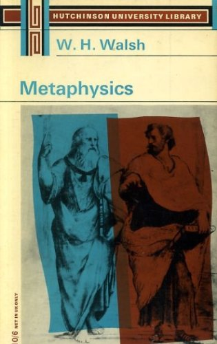 9780156593052: Metaphysics (Harbinger Book)
