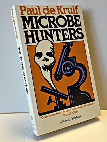 9780156594134: Microbe Hunters