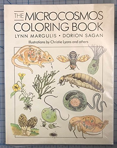 9780156594301: The Microcosmos Coloring Book